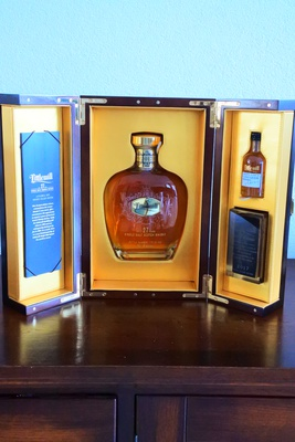 littlemill Singel malt scotch whisky 27 jaar 2017