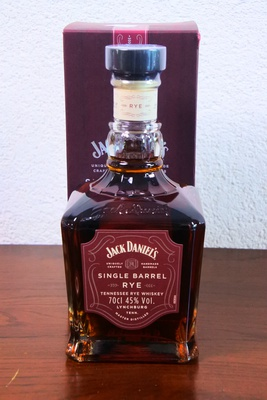 Jack Daniëls Single Barrel Rye