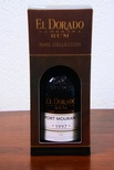 El Dorado rare collection port Mourant 1997